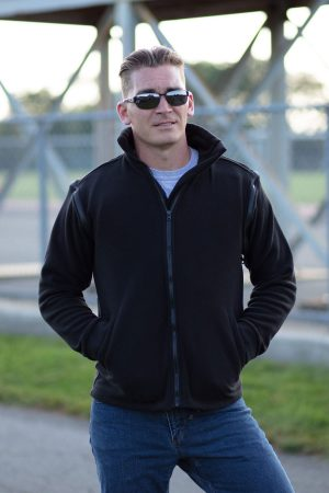 Bulletproof Jacket with Base Outer Fleece
