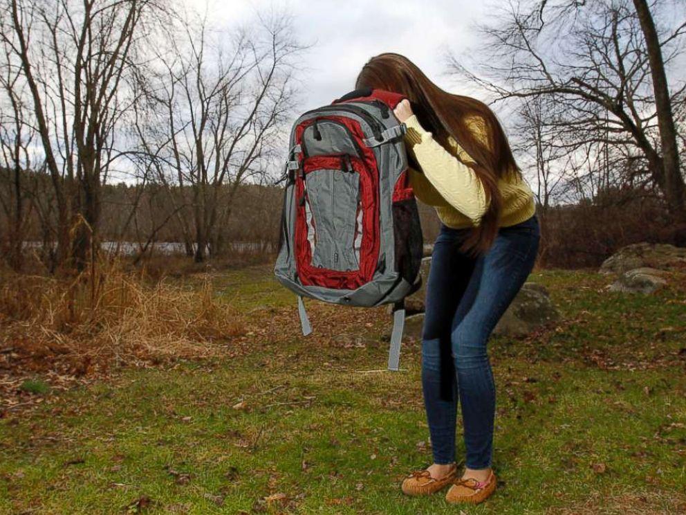 Bullet blocker bulletproof backpack fail
