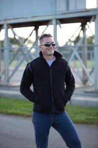 Base Fleece for Bodyguard Bulletproof Jacket