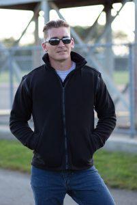 Base Fleece for Bodyguard Bulletproof Jacket Outside
