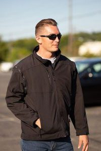 Bodyguard Heavy Duty Outer Shell Only for Bulletproof Jacket