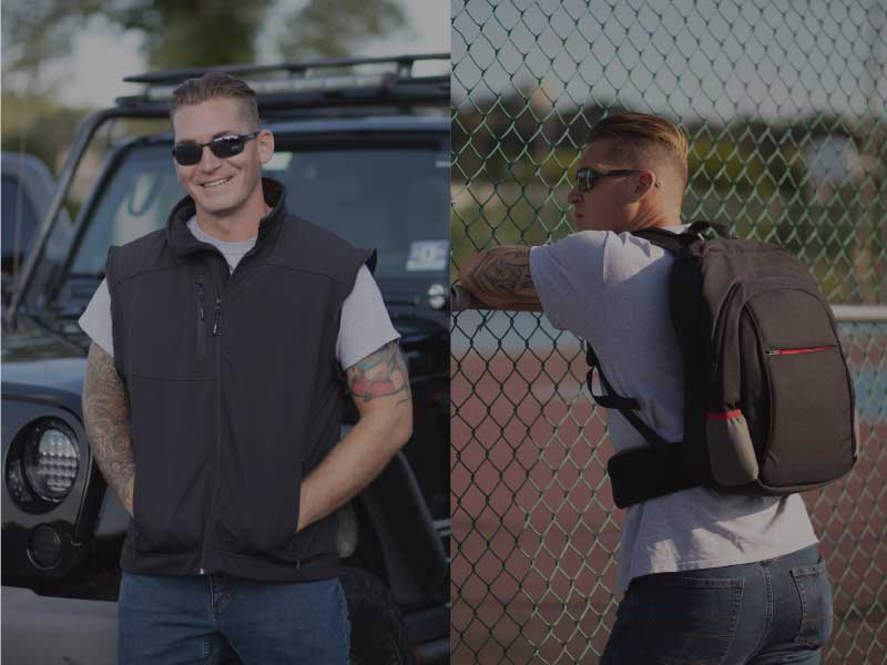 bulletproof backpacks and jackets